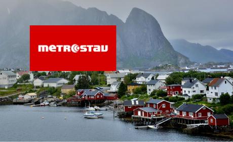 Exkurze se společností Metrostav do Trondheimu /září 2019/